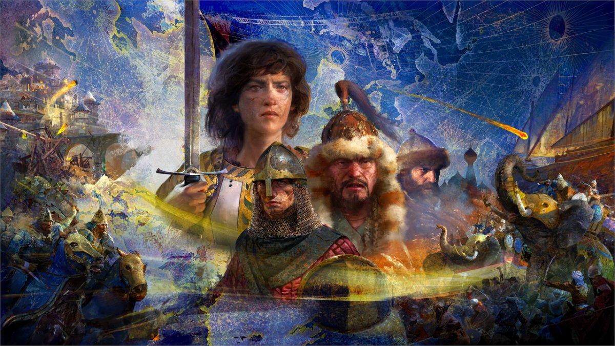 Объявлен список достижений Age of Empires 4
