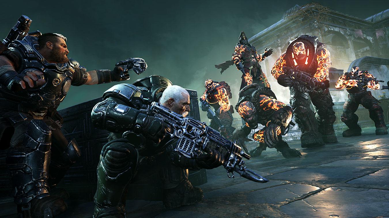 Создатели Gears Tactics анонсировали свой новый проект