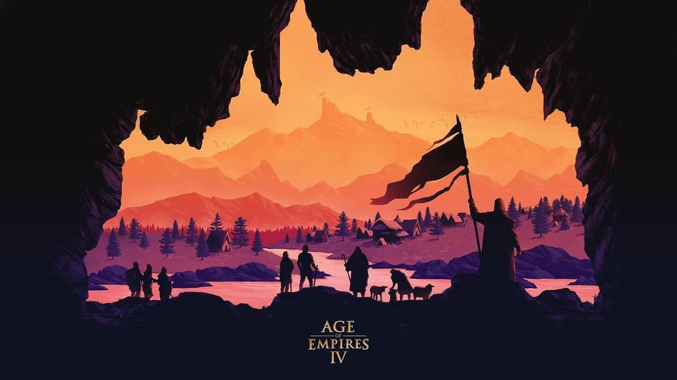 Создатели Age of Empires 4 впервые показали геймплей за монголов