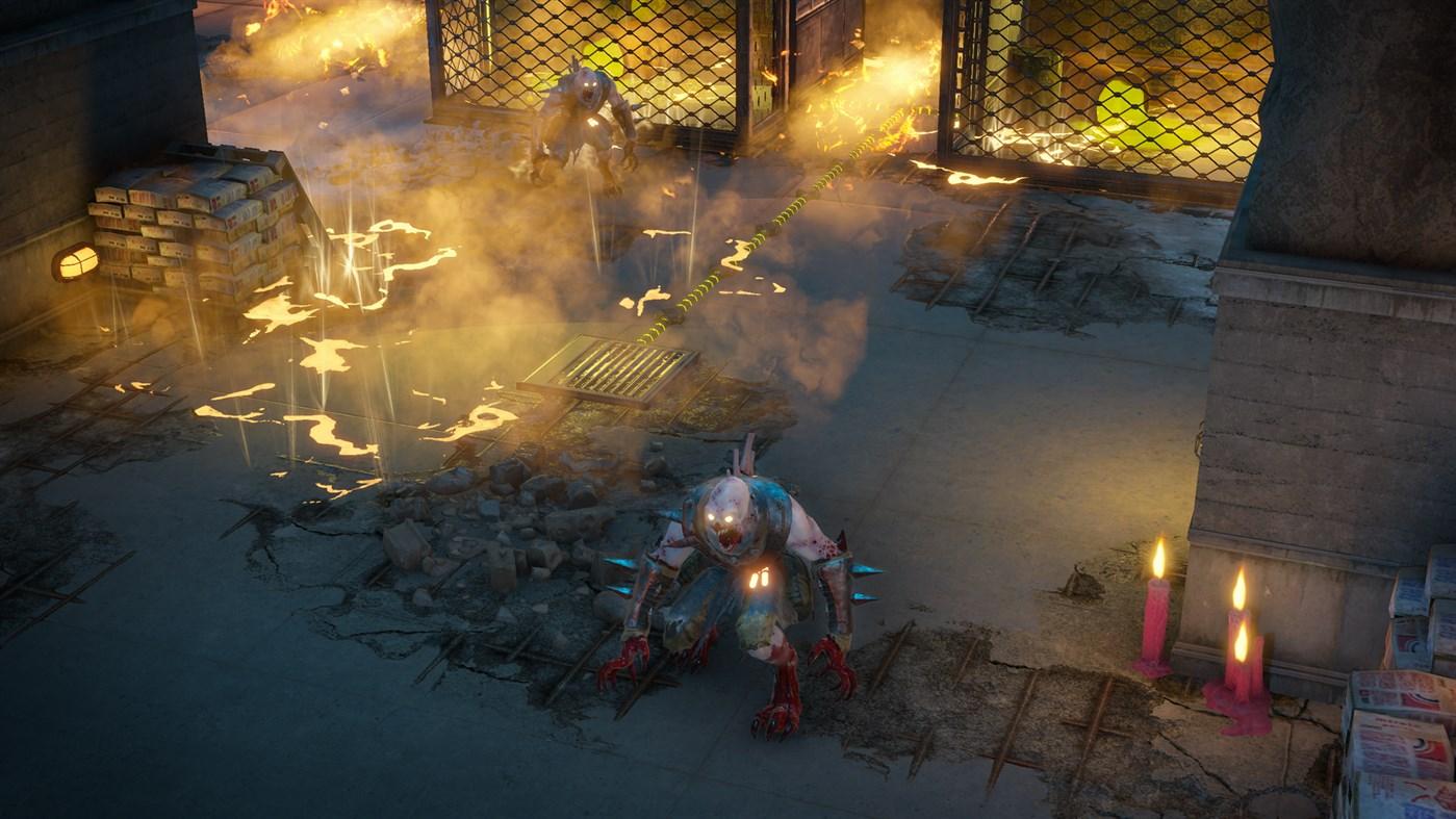 Вышло заключительное DLC для Wasteland 3 - Cult of the Holy Detonation