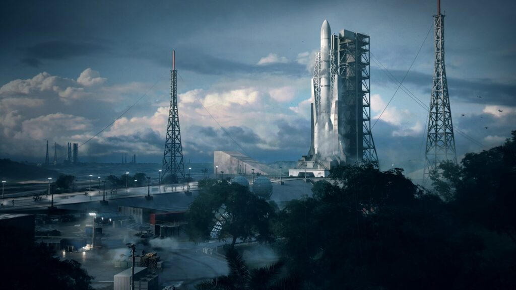 Открытая бета-версия Battlefield 2042 уже доступна для предварительной загрузки на Xbox