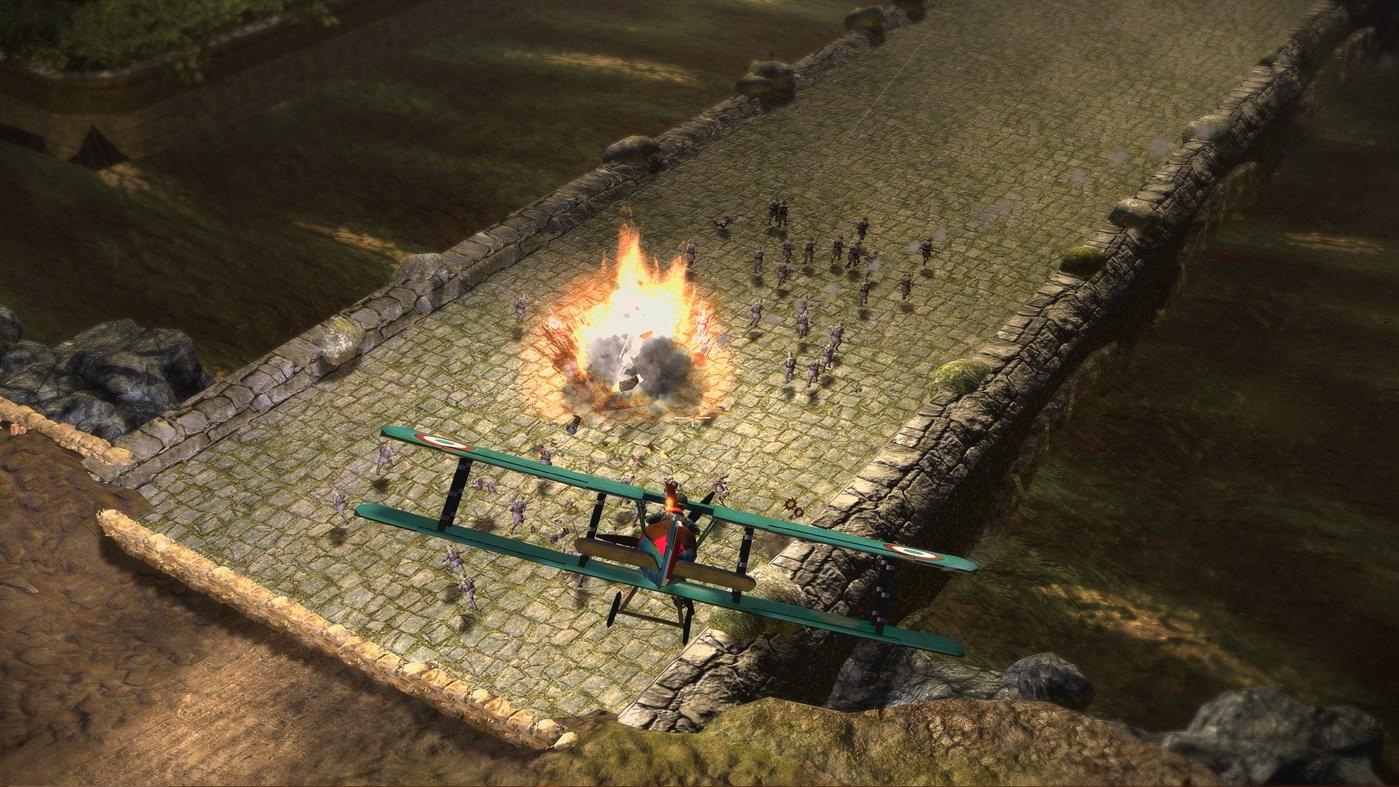 Игра Toy Soldiers HD теперь доступна для предзаказа на Xbox