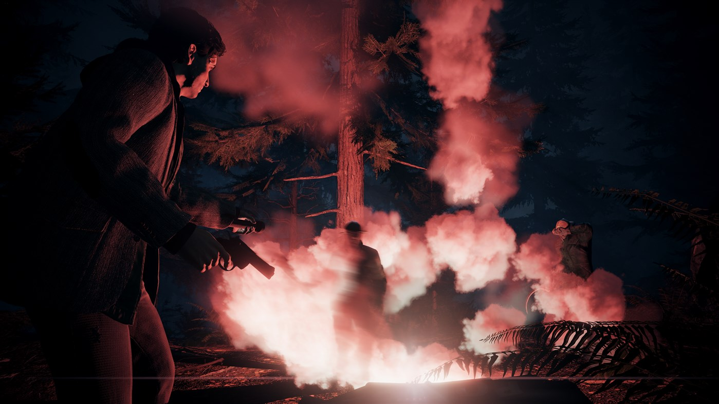Digital Foundry: сравнение Alan Wake Remastered на Xbox Series X | S и Playstation 5