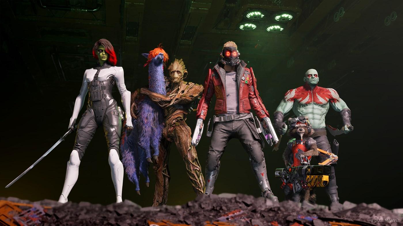 Представлен релизный трейлер Marvel's Guardians of the Galaxy