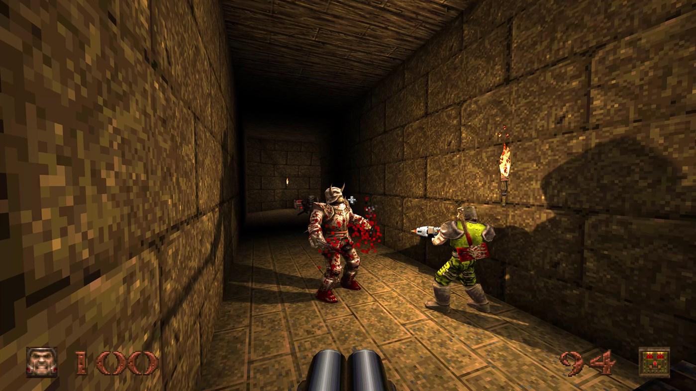 Переиздание Quake теперь поддерживает мышь и клавиатуру на консолях Xbox
