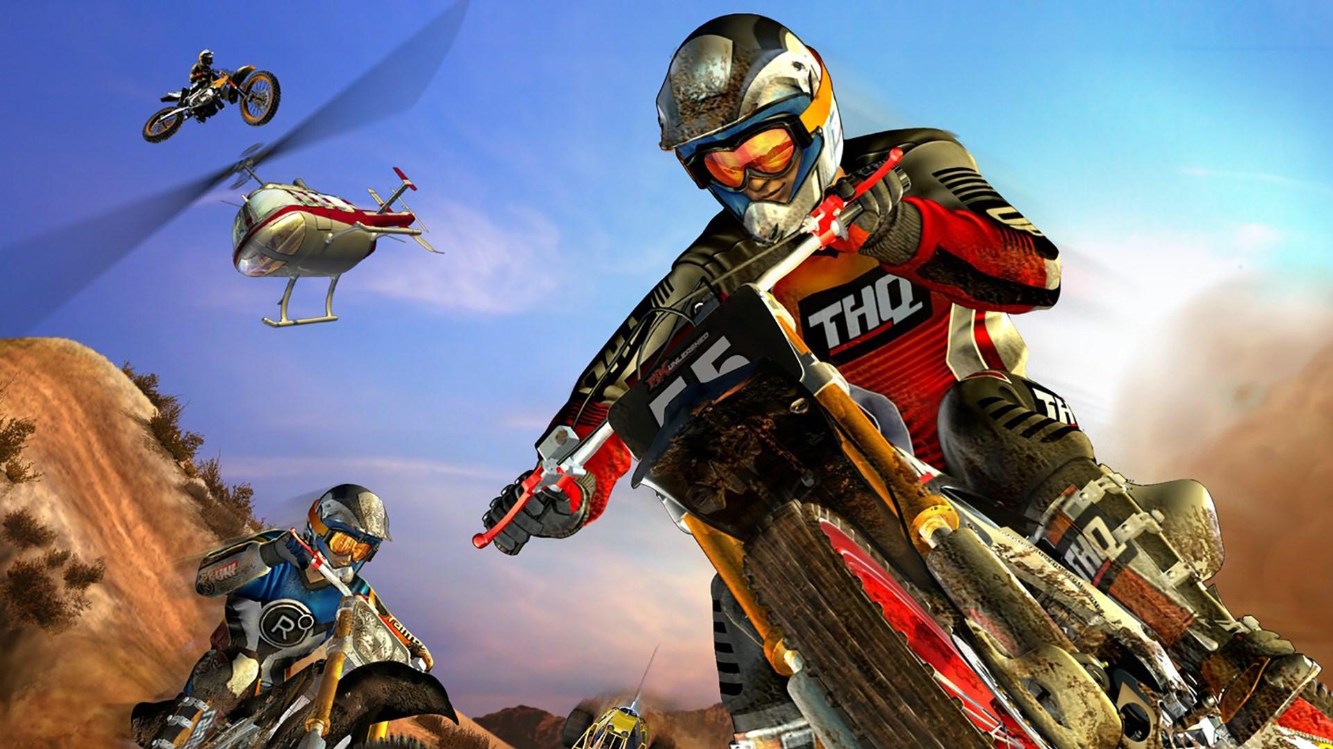 Игру MX Unleashed можно забрать бесплатно на Xbox One и Xbox Series X | S