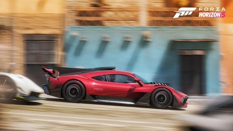 Lamborghini Sesto Elemento в новом геймплейном видео Forza Horizon 5
