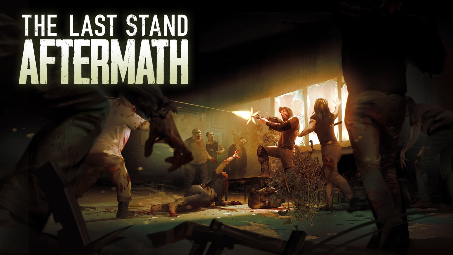 The Last Stand: Aftermath выходит на Xbox Series X | S уже 16 ноября