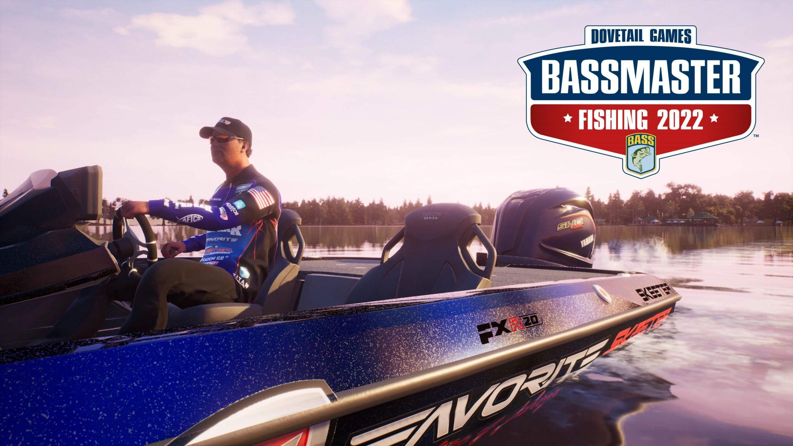 Игру Bassmaster Fishing 2022 можно опробовать бесплатно на Xbox до релиза