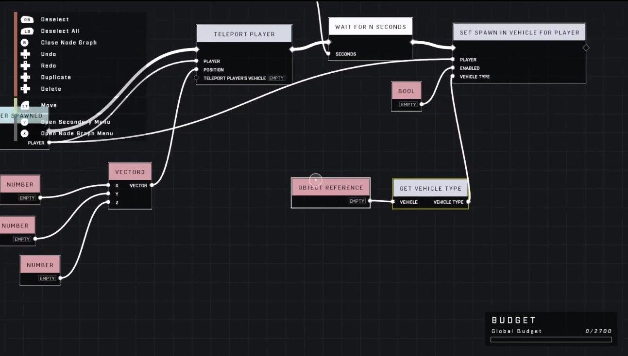 Утечка: В Halo Infinite планируют реализовать редактор сценариев