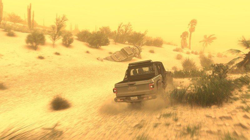 При создании Forza Horizon 5 разработчики использовали Google Street View