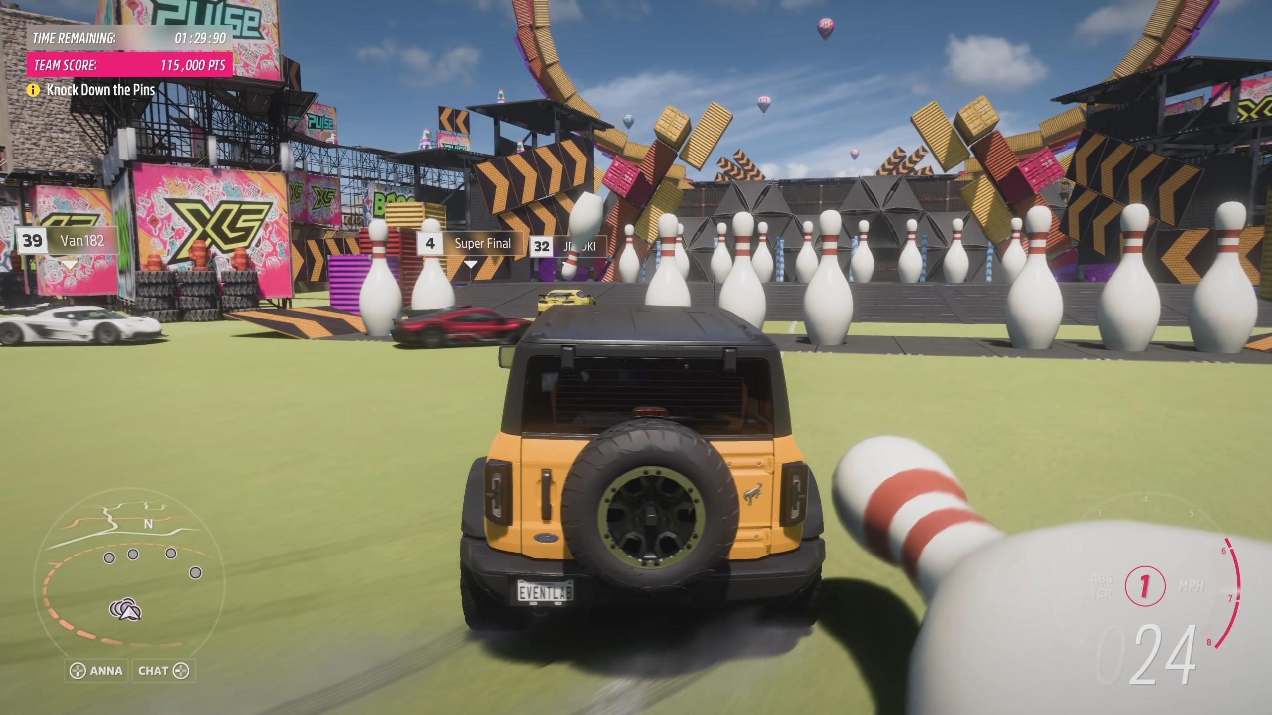 Режим EventLab в Forza Horizon 5 позволит создавать трассы в любой точке Мексики
