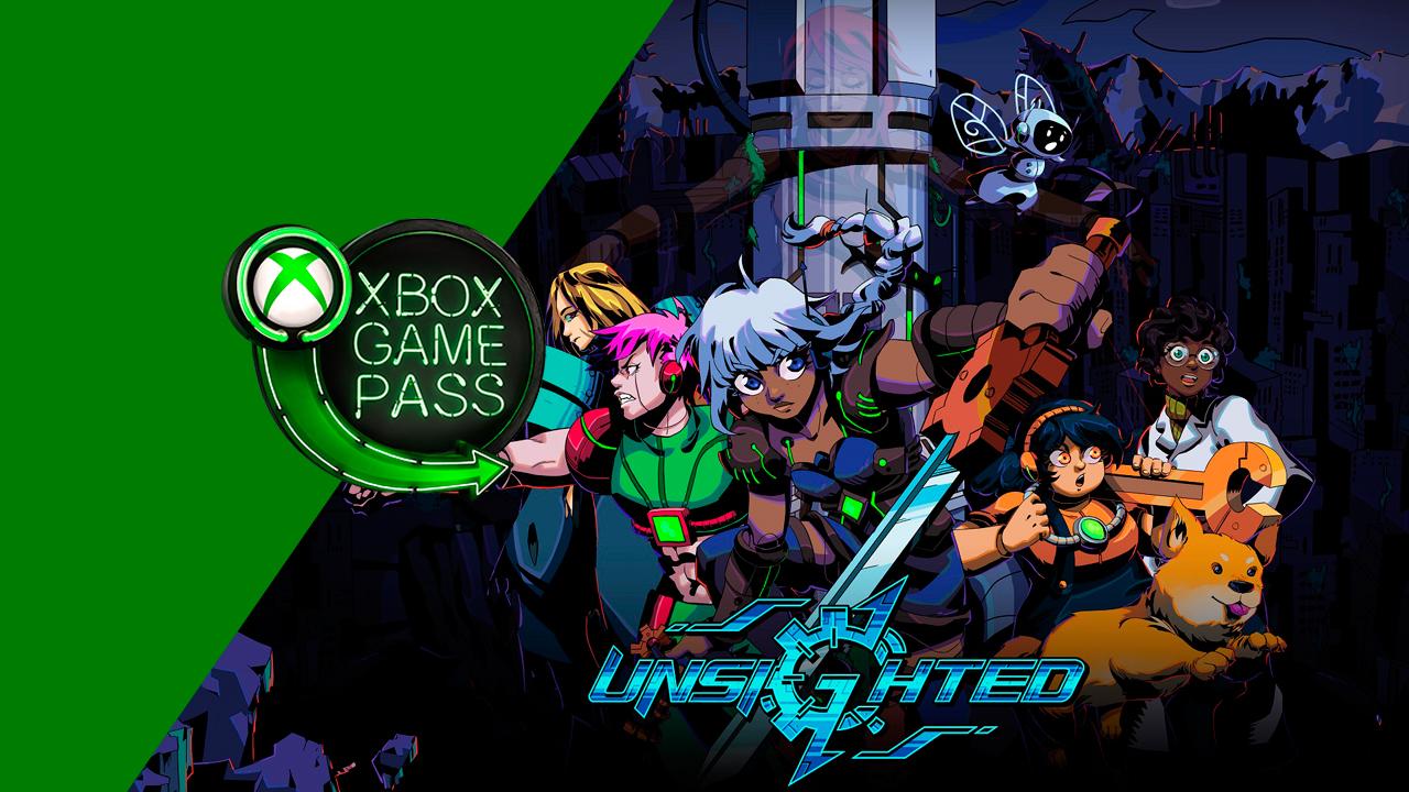 Не пропустите игру Unsighted из Game Pass, если вам нравятся метроидвании