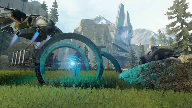 В сеть утекли видео с режимом Forge из Halo Infinite