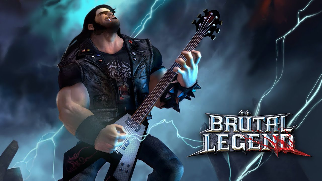 Тим Шейфер из Double Fine поможет игрокам разблокировать редкое достижение в Brütal Legend