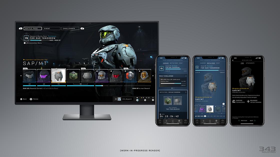Студия 343 Industries готовится выпустить совершенно новый Halo Waypoint уже 1 ноября