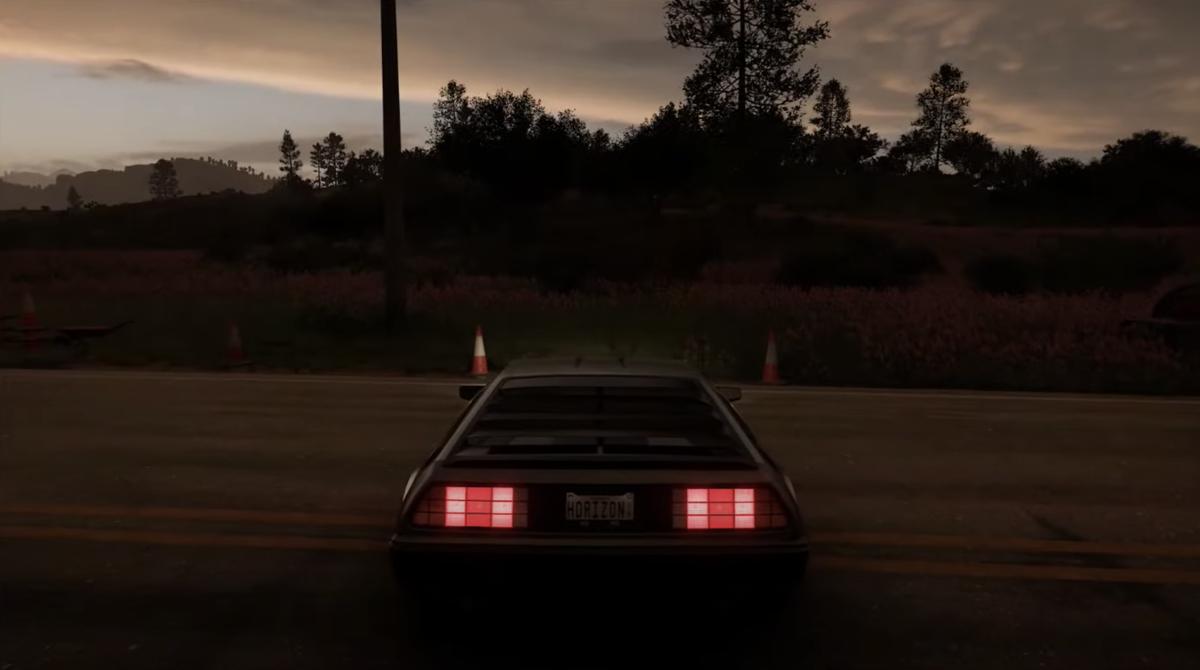 Возращение DeLorean и другие подробности о Forza Horizon 5 из новой трансляции