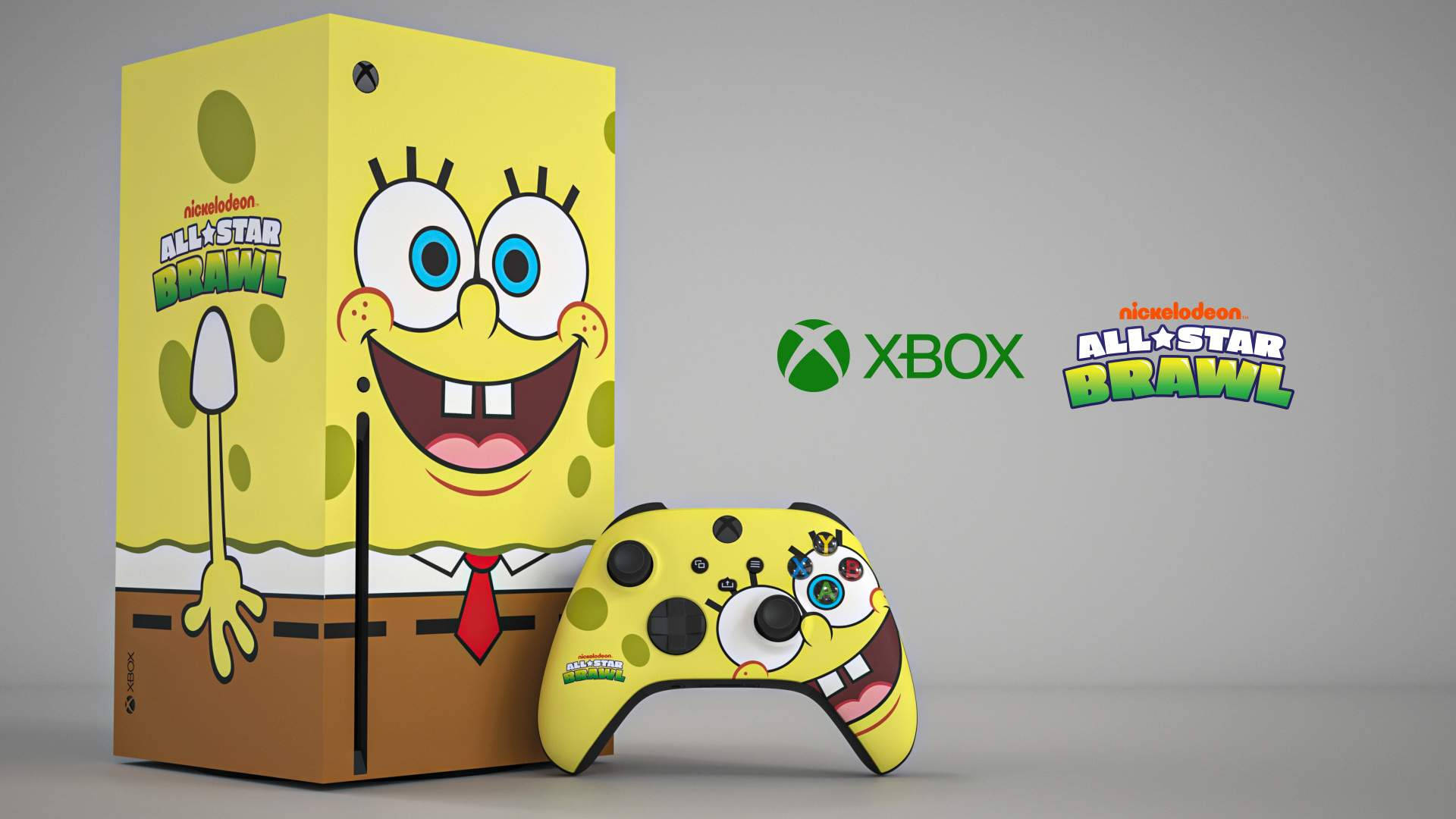 Microsoft все-таки выпустит Xbox Series X в виде Спанч Боба