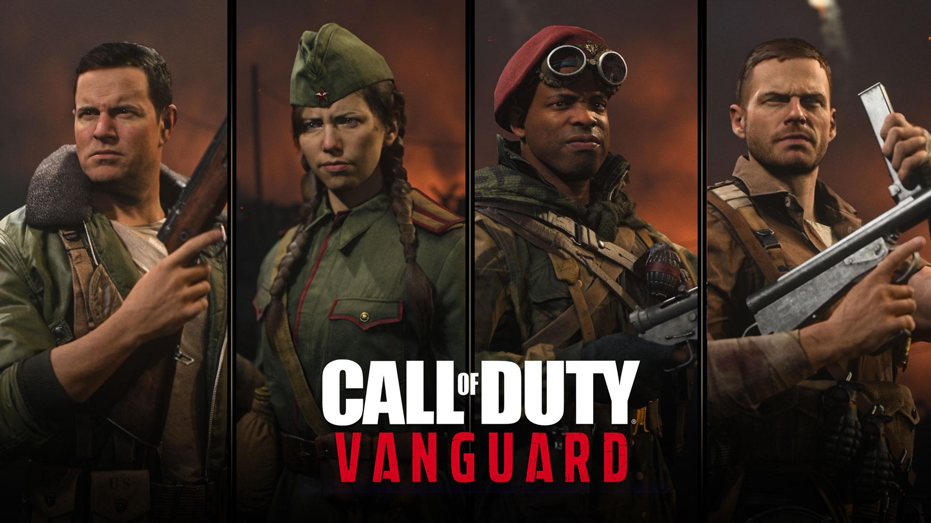 Игроки на Playstation получат эксклюзивный контент в Call of Duty: Vanguard