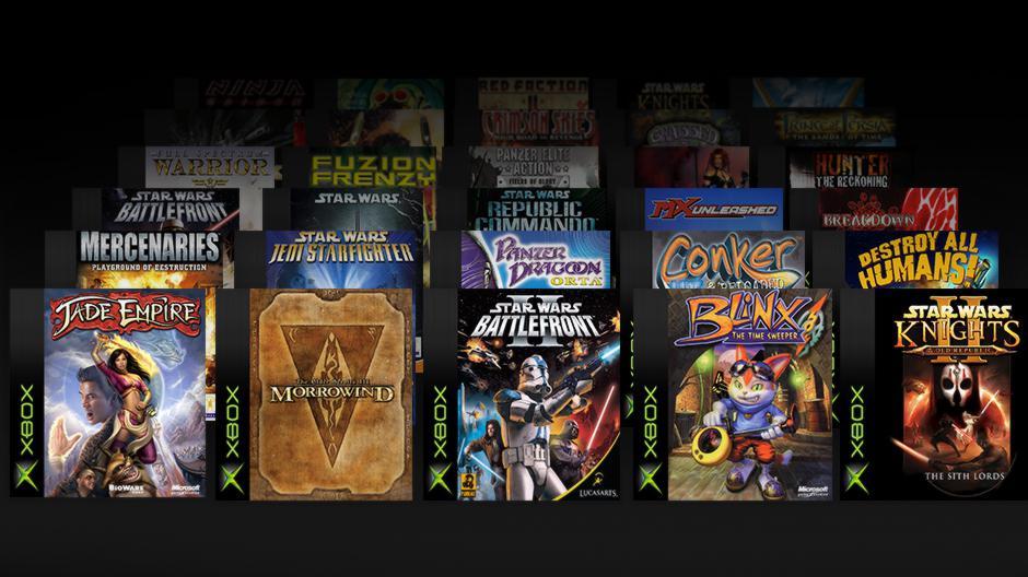 Слух: новые игры по обратной совместимости с Xbox 360 и Xbox добавят в ноябре